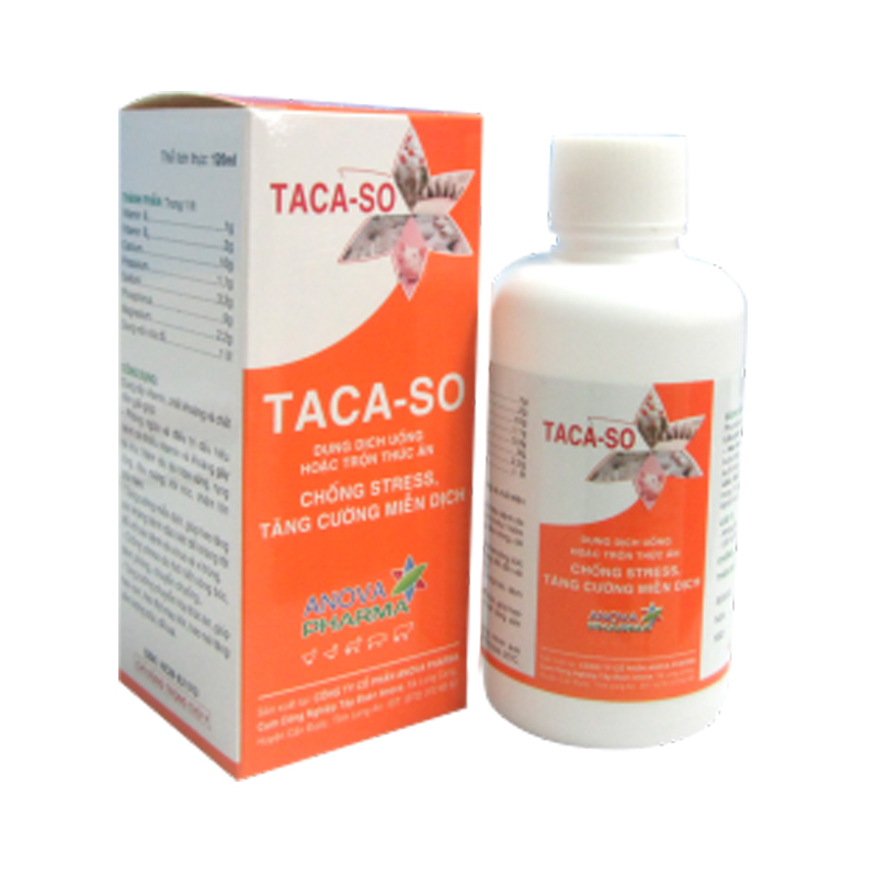 TACA-SO 120ML